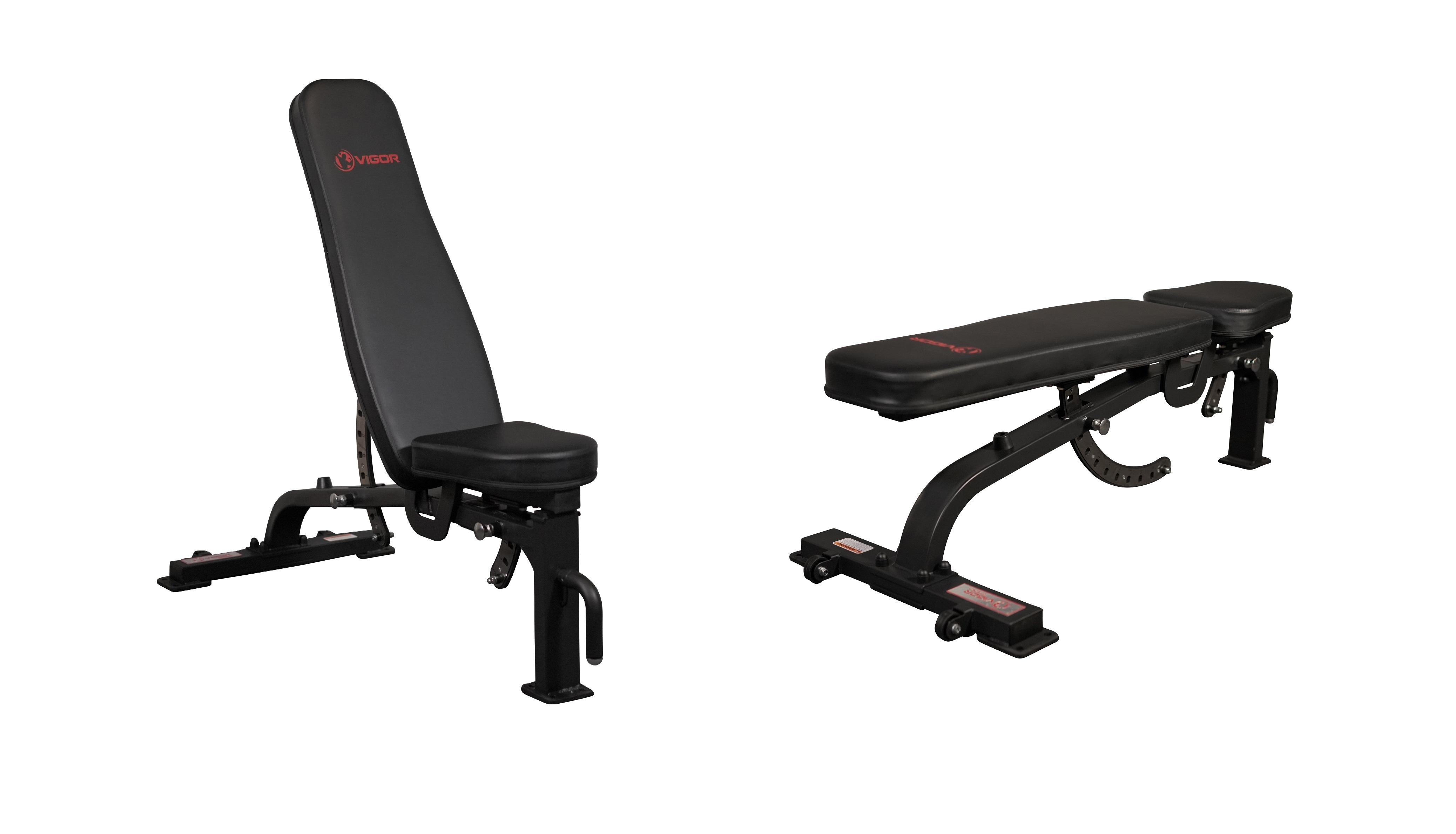 Vigor Multi Adjustable Bench